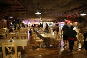 Il ristorante a 135 metri sotto la superficie terrestre..
