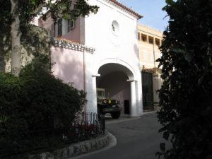 Principato di Monaco, la residenza di Stefanì.
