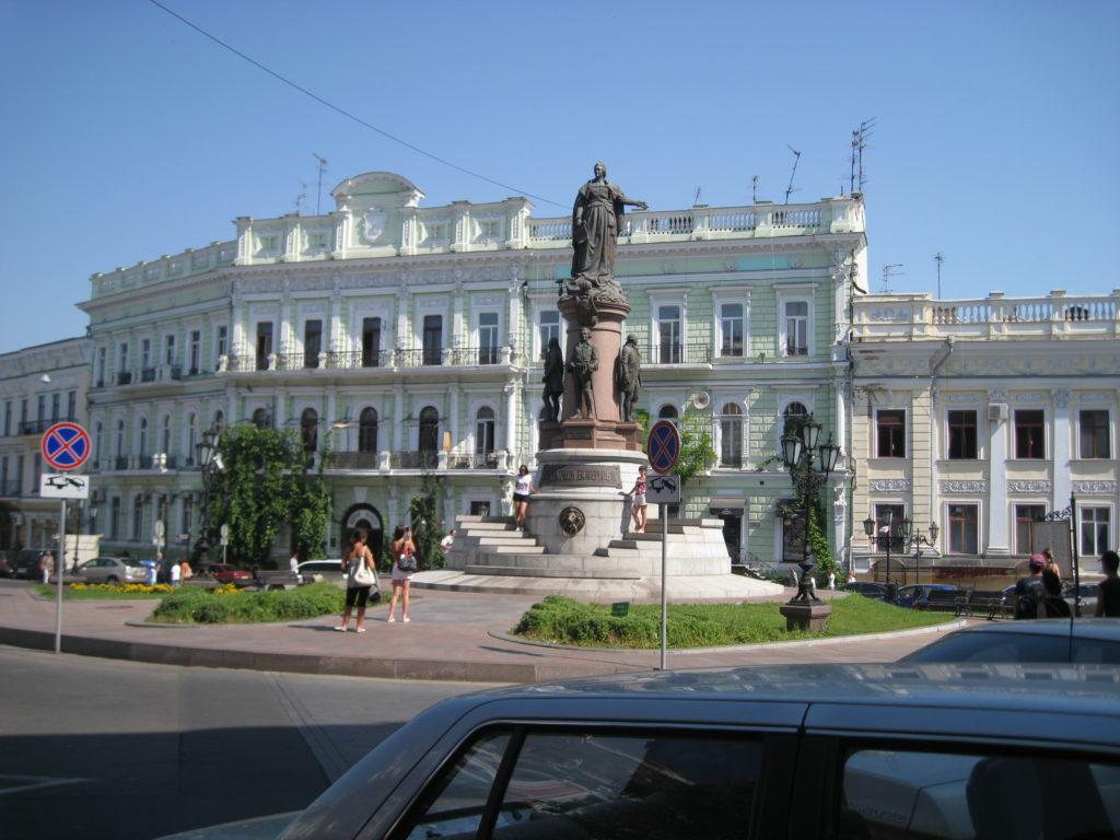 Monumento a Caterina II.