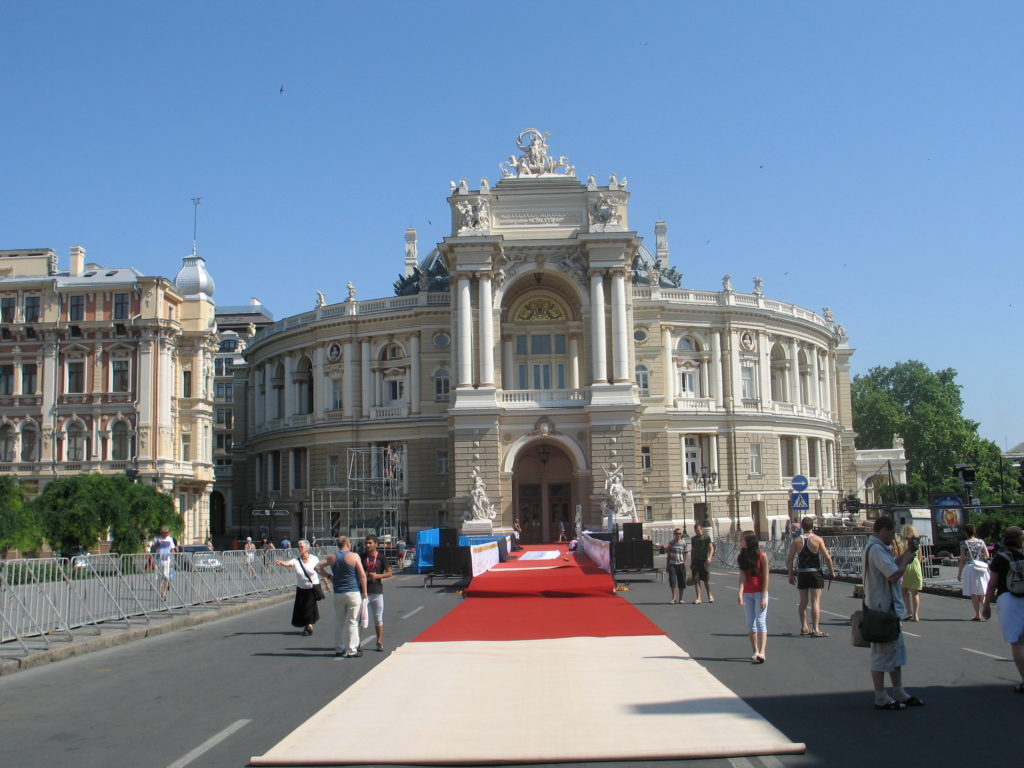 Teatro dell'opera e del balletto