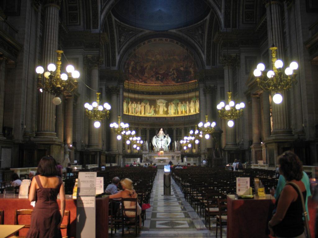 Chiesa de la Madeleine.