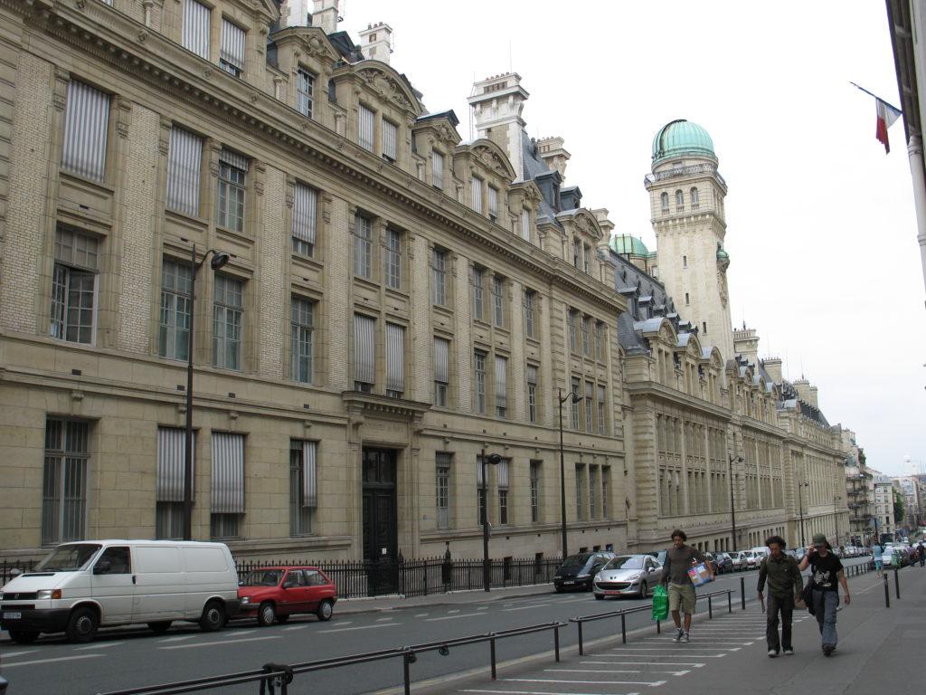 La Sorbona.