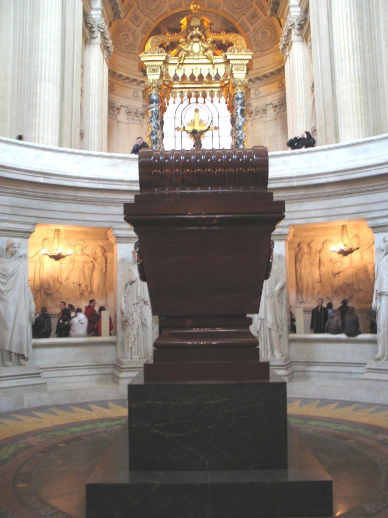 Les Invaòides, la tomba di Napoleone.