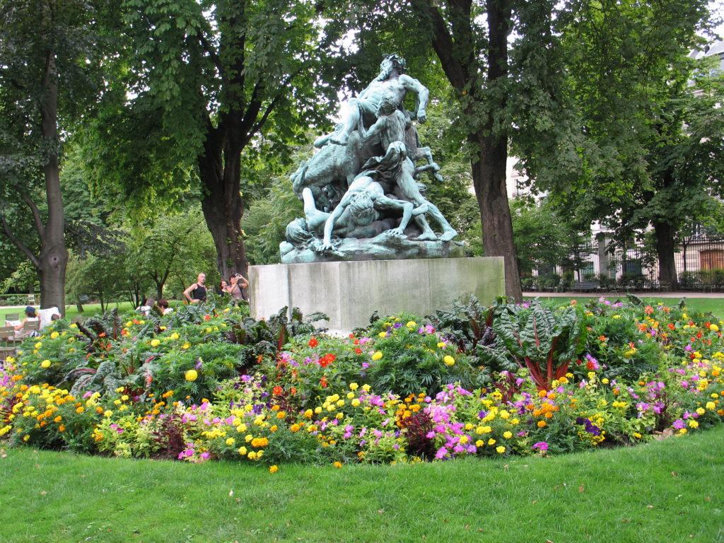 Giardini du Luxembourg