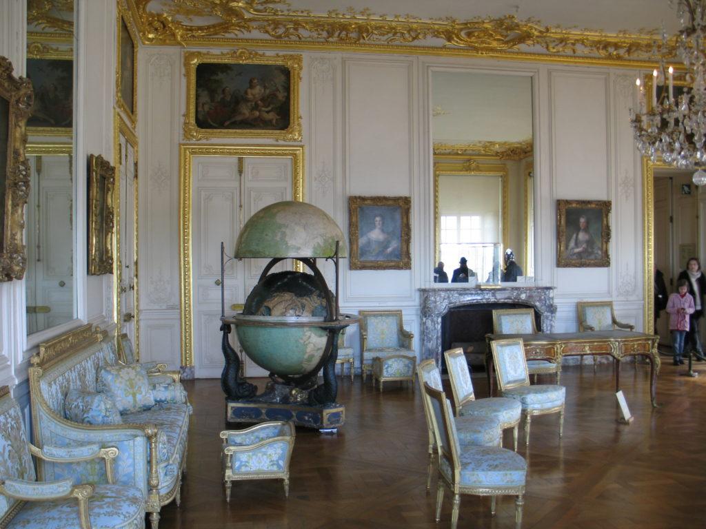 Versailles, il Castello.