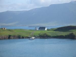 La costa Islandese.