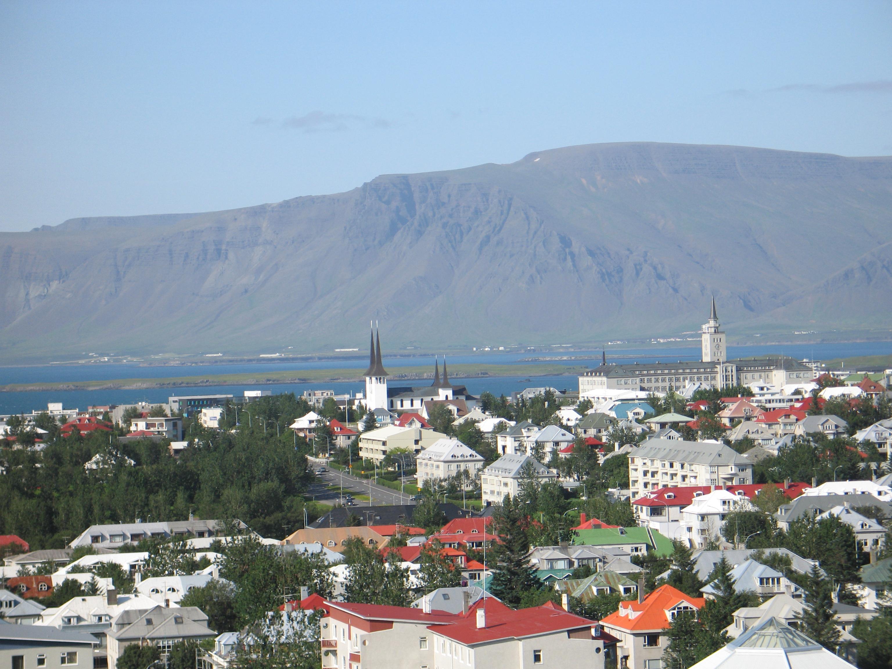 Reikyavik (Islanda)