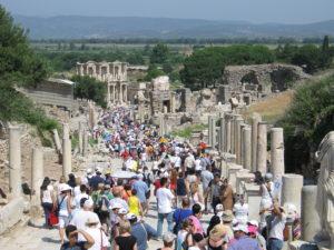 Efeso, la via dei Cureti.