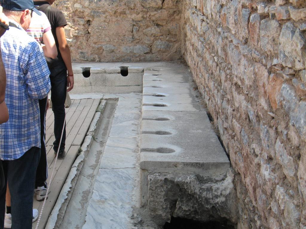 Efeso, i bagli alla turca.