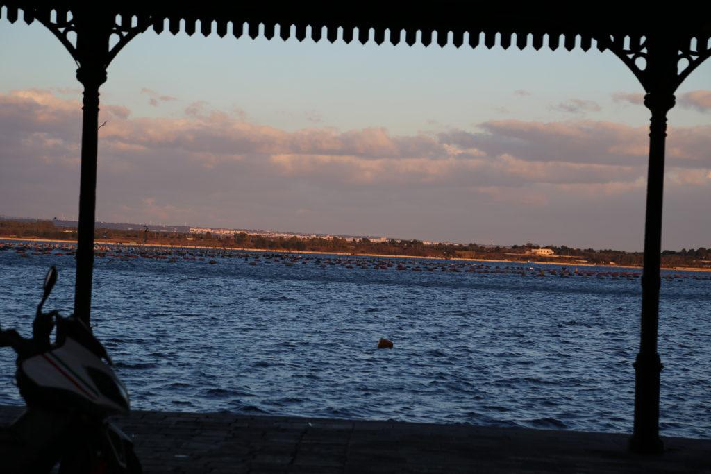 Il Mar Piccolo.