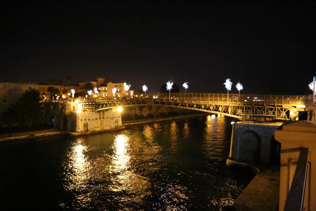 Il Ponte Girevole.