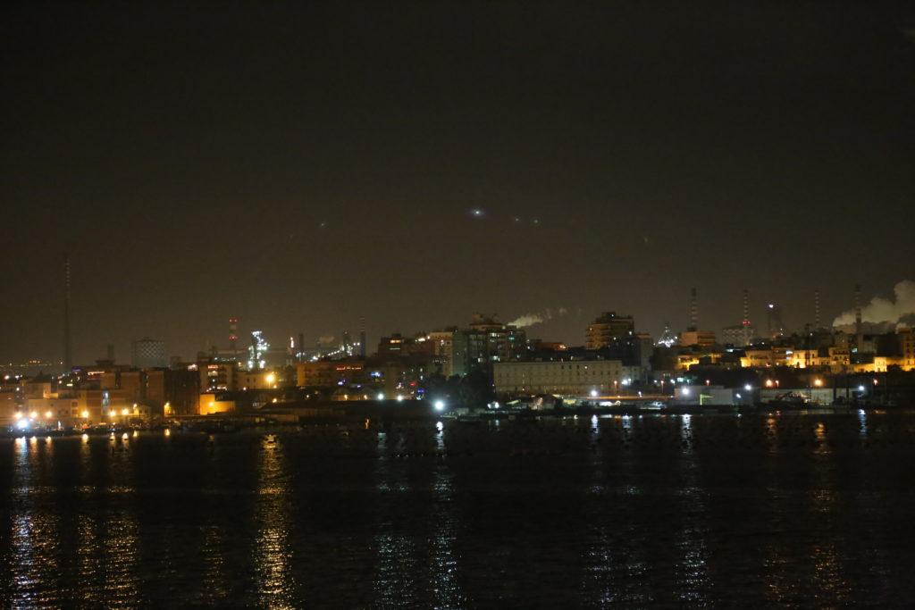 Taranto, l'Ilva.