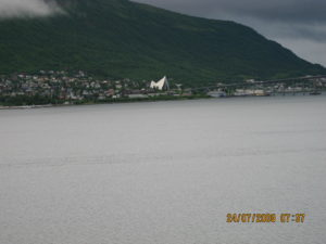 Il Fiordo di Tromso