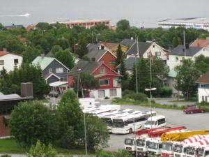 Tromso.