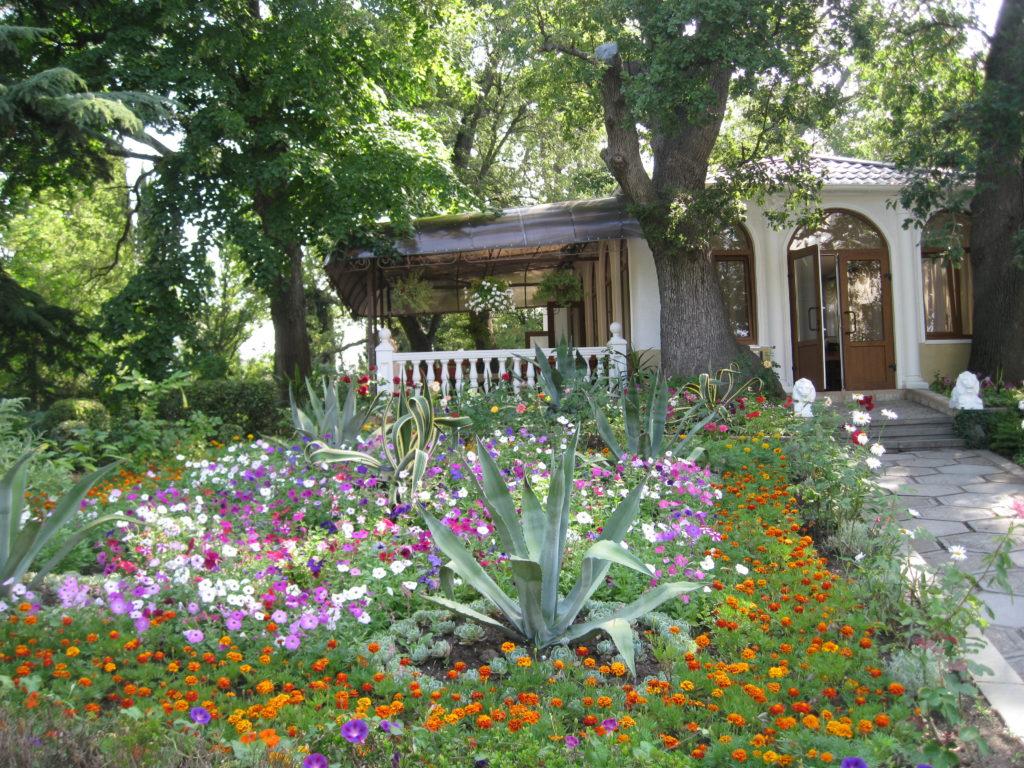 L'Orto Botanico.