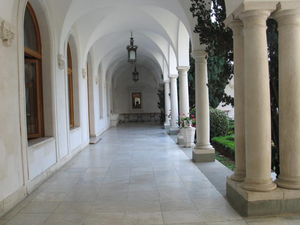 Il Palazzo di Livadia.