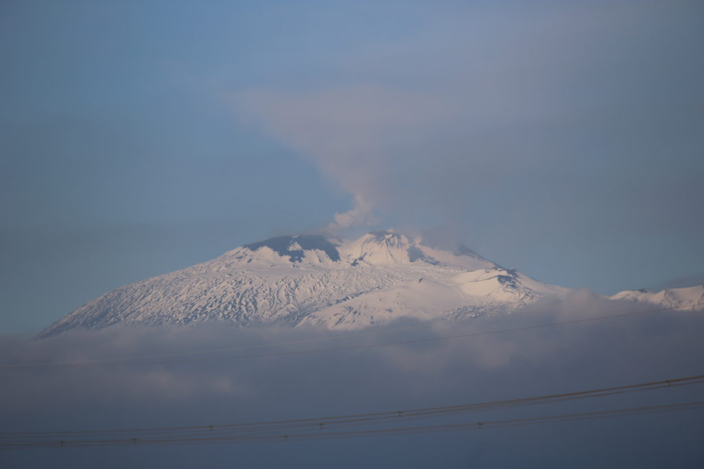 L'Etna.