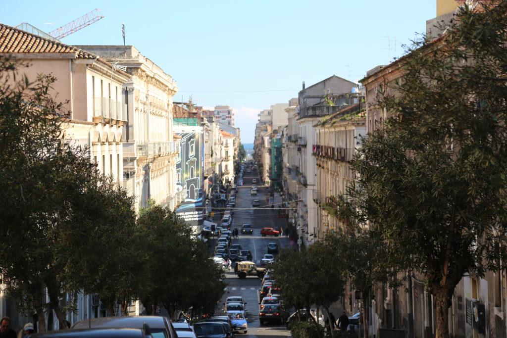 Via Antonino di San Giuliano.