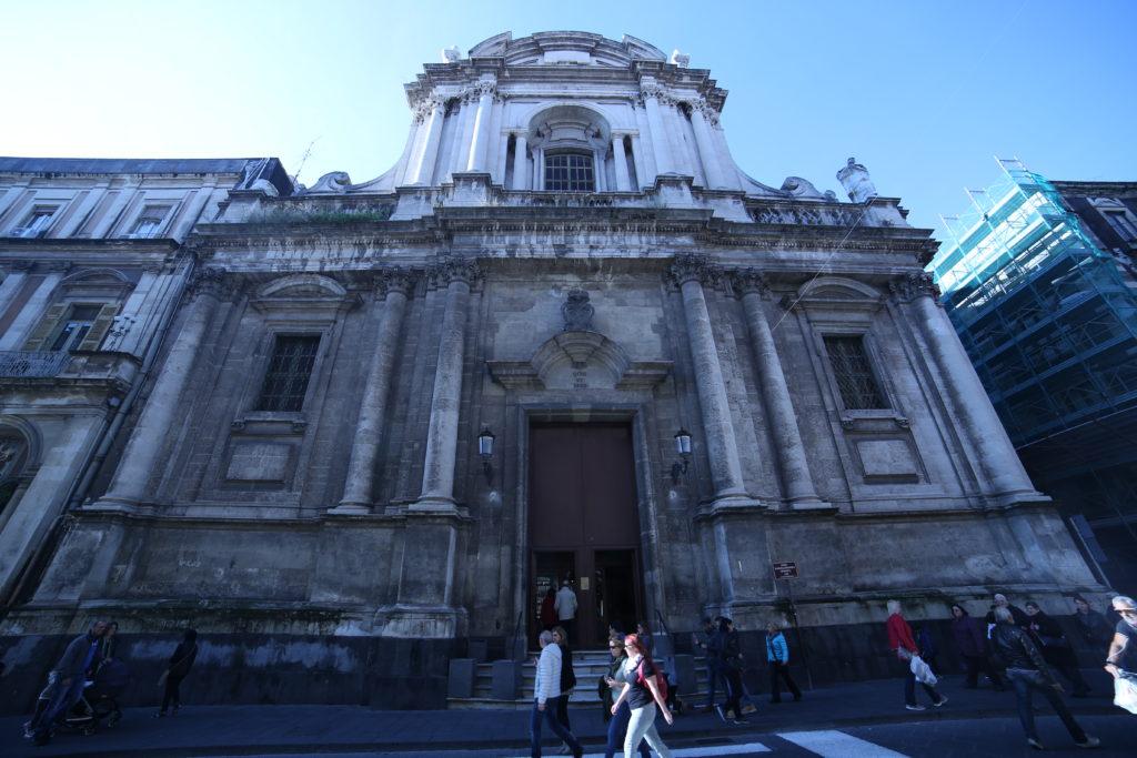 Chiesa Cattolica Parrocchiale S.Michele Ai Minoriti