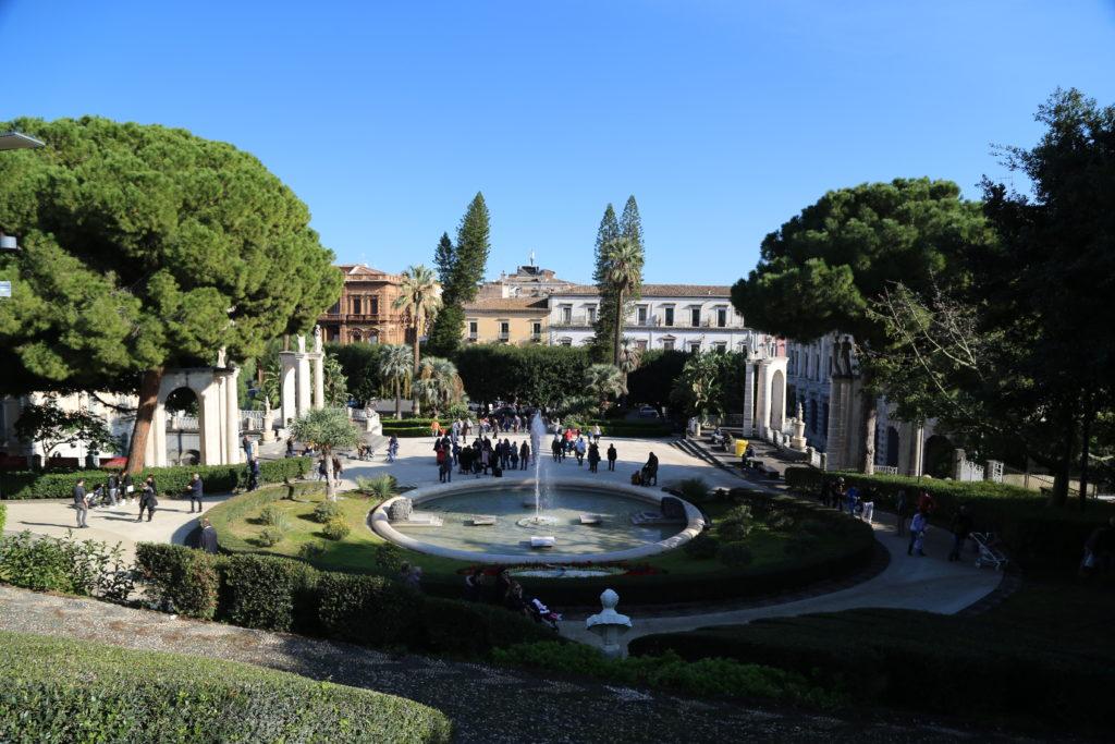 Giardino Bellini.