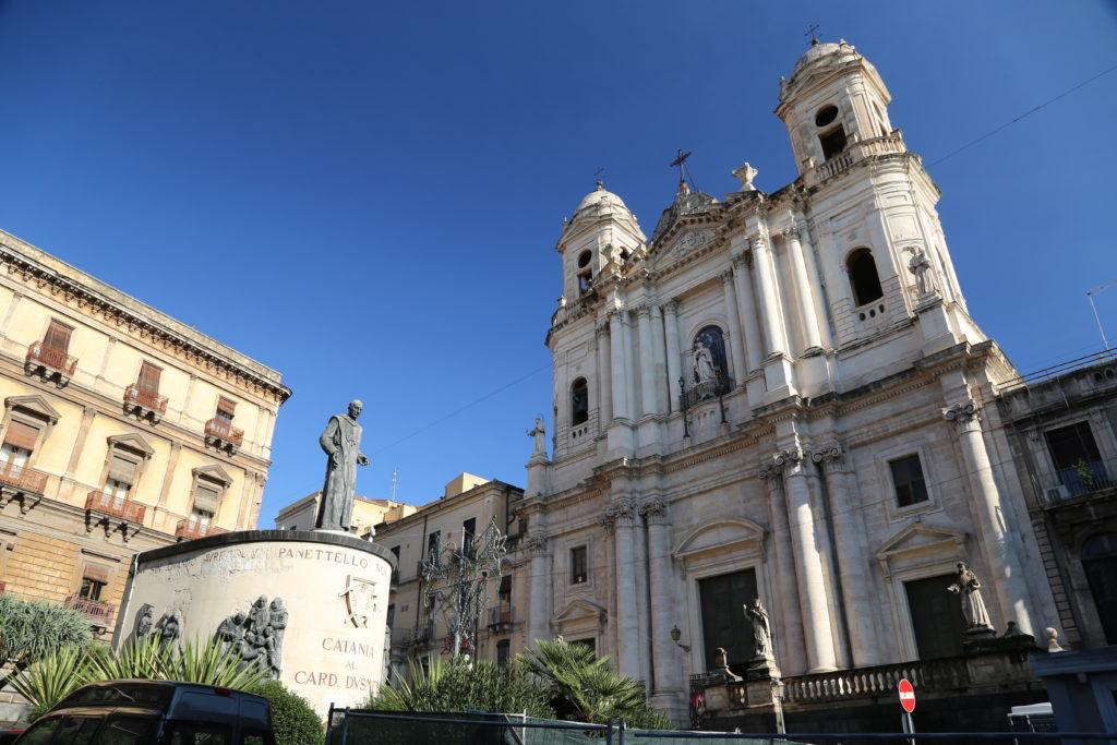 Piazza San Francesco.