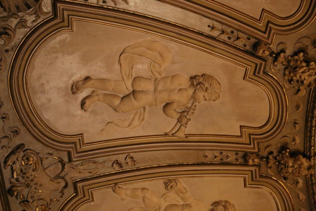 Teatro Massimo Bellini - Interno.