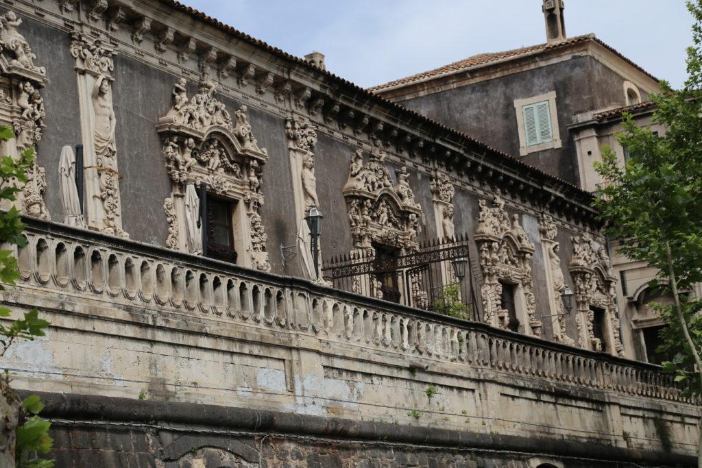 Palazzo Biscari.