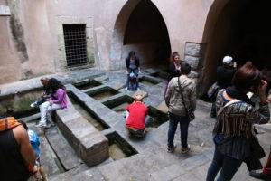 Lavatoio medievale.