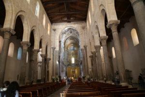 Il Duomo, interno.