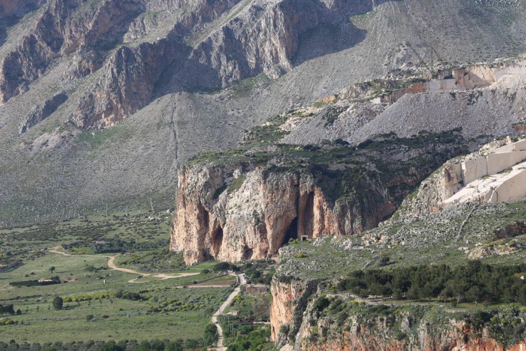 La Grotta del Mangiapane.