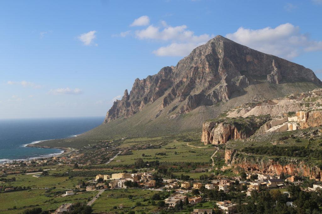 Monte Cofano.
