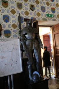 Il Castello di Donnafugata - Interno.