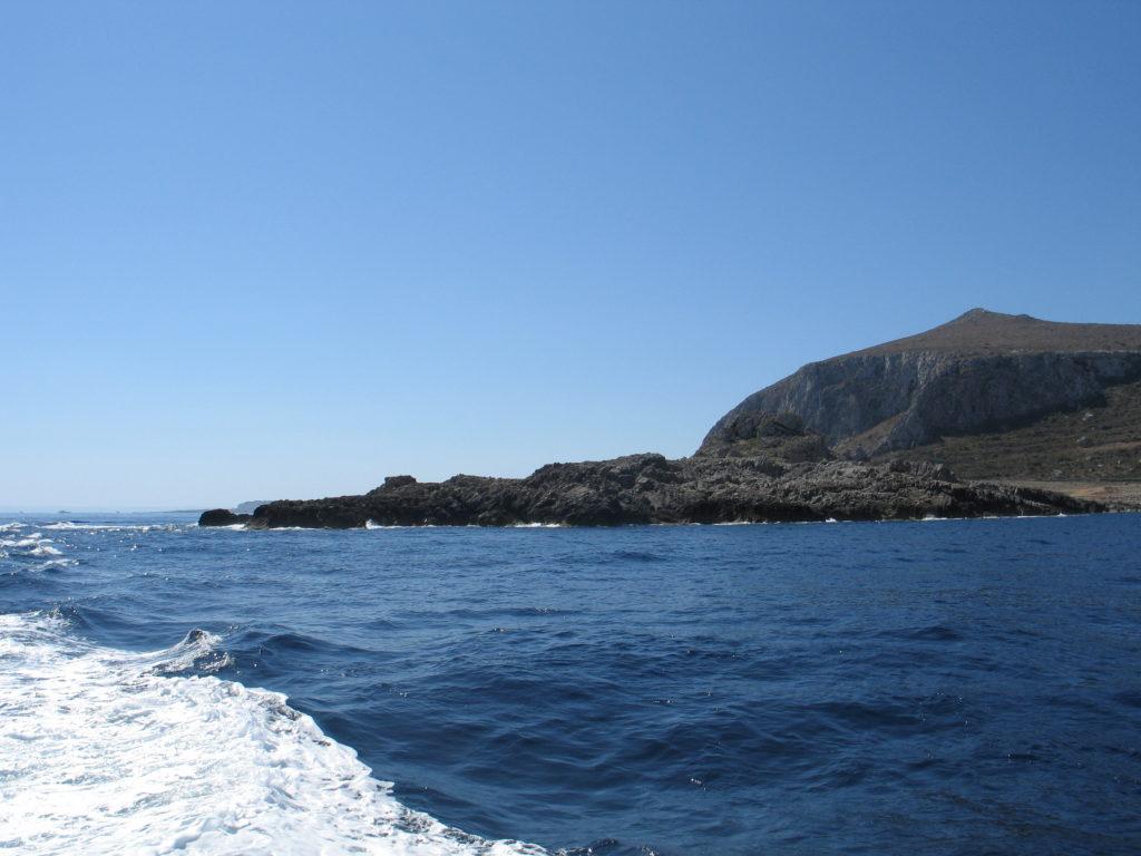 La Costa di Favignana.