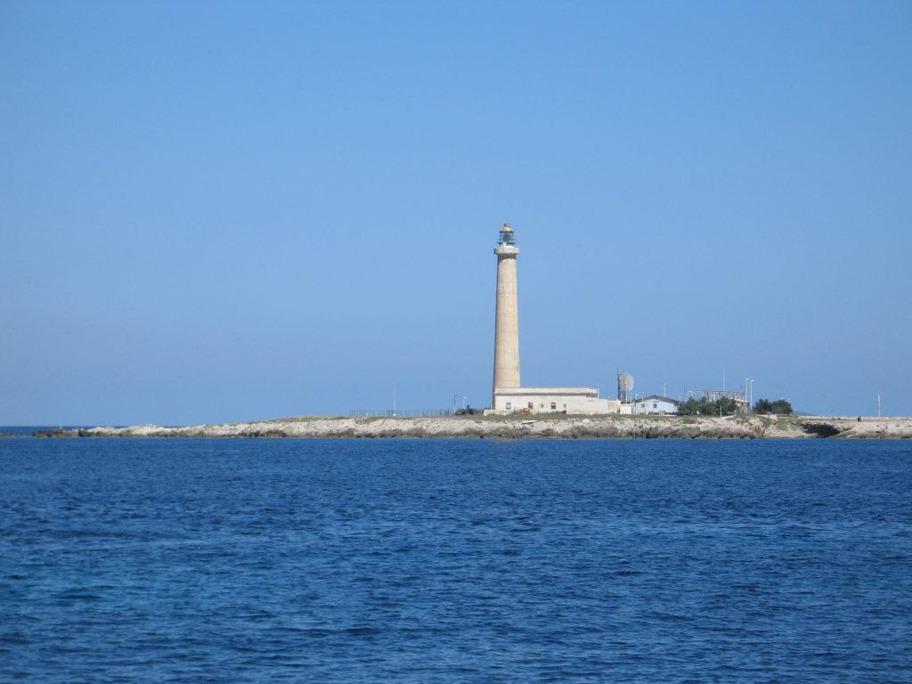 Il Faro di Punta Sottile.