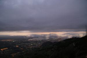 Panorama da Trapani a Marsala.