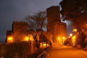 Castello Normanno e Torre Balio.