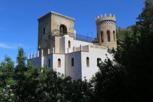 Il tempio della Dea Afrodite.