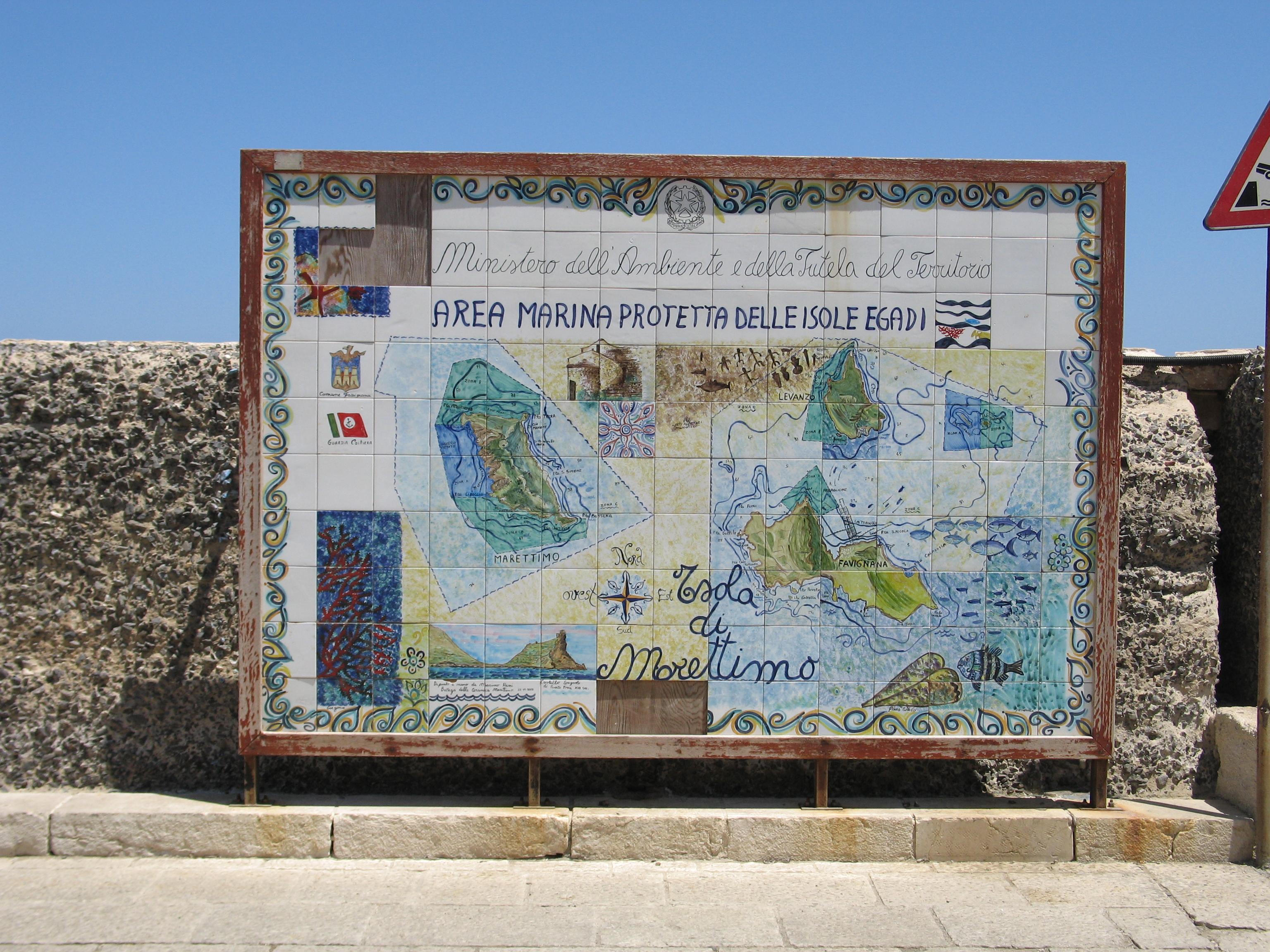 Arcipelago delle isole Egadi