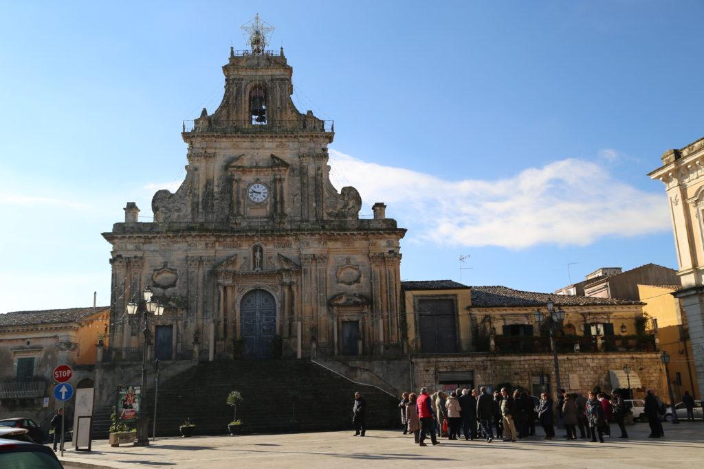 Parrocchia di San Sebastiano.