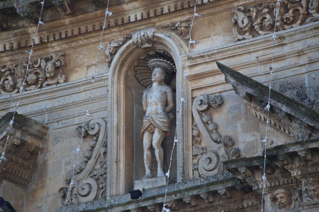 Parrocchia di San Sebastiano - Particolare.