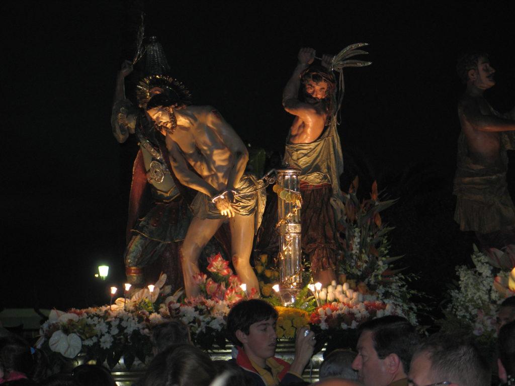 La Flagellazione - Ceto dei Muratori e Scalpellini.