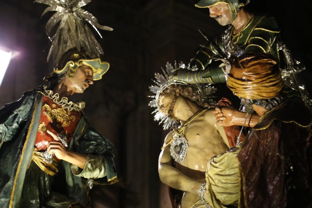 La Coronazione di Spine - Ceto dei Fornai.