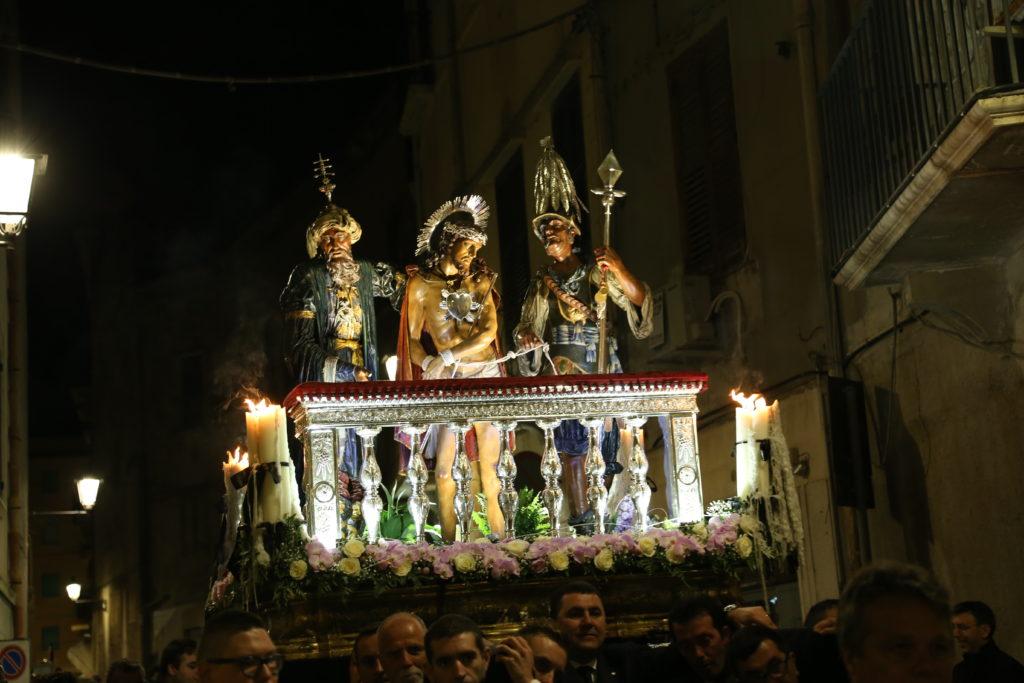 Ecce Homo - Ceto dei Calzolai e Calzaturieri.