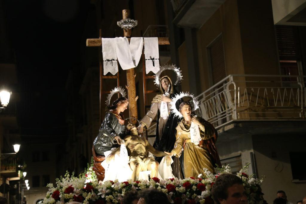La Deposizione - Ceto dei Sarti e Tappezzieri.
