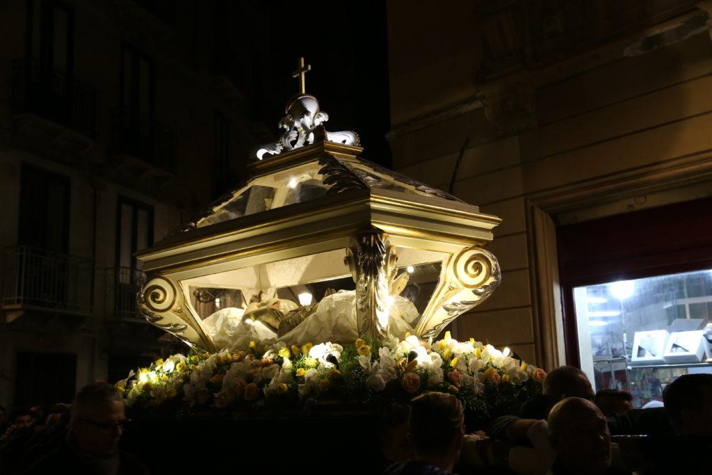 L'Urna - Gesù nel Sepolcro - Ceto dei Pastai.