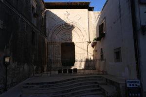 Ragusa Ibla - Il Portale di San Giorgio.