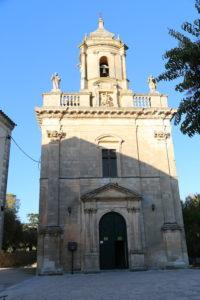 Ragusa Ibla - Chiesa di San Giacomo Apostolo.