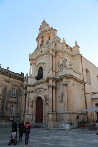 Ragusa Ibla - Chiesa di San Giuseppe.