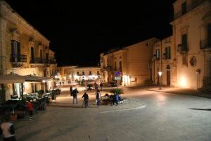 Ragusa Ibla - Piazza Duomo.