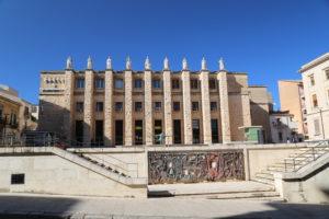 Palazzo delle Poste.